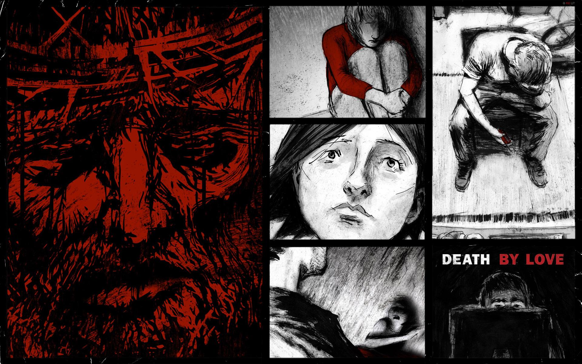 Love Death Wallpaper Download